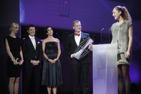 Kronprinsparrets Priser 2012