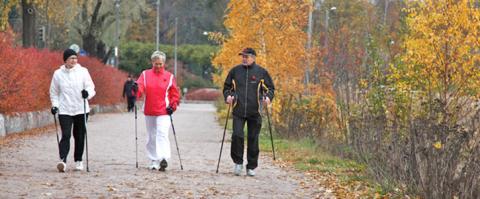 Valtimoiden ikääntymistä voi hidastaa