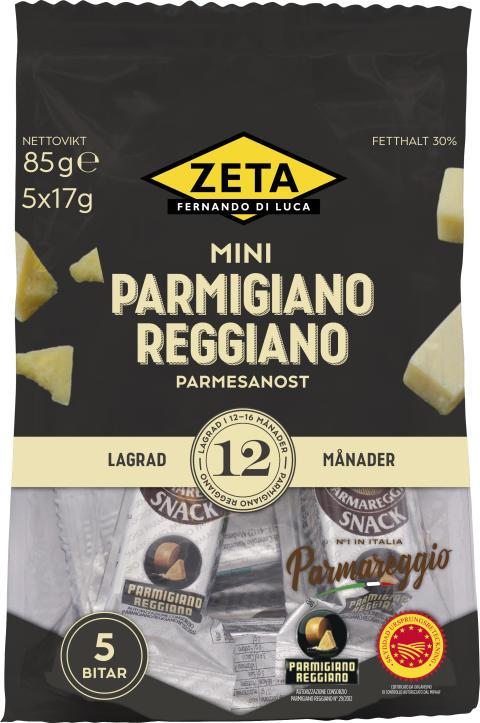 Produktbild Zeta Parmigiano Reggiano Mini