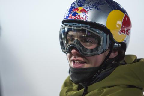 Lørdag lader det opp mot slopestyleduell mellom kanadiske Mark McMorris og Ståle Sandbech. Foto: Matt Pain / Snowboardforbundet