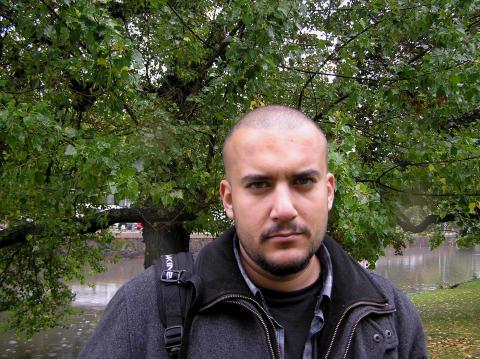 Göteborgs nya fristadsförfattare är en rappare