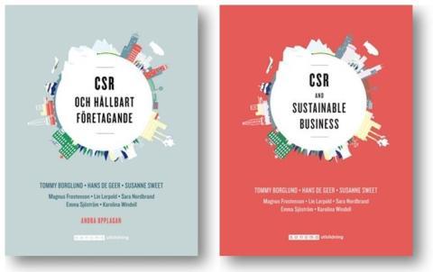 CSR och hållbart företagande - nu i engelsk utgåva