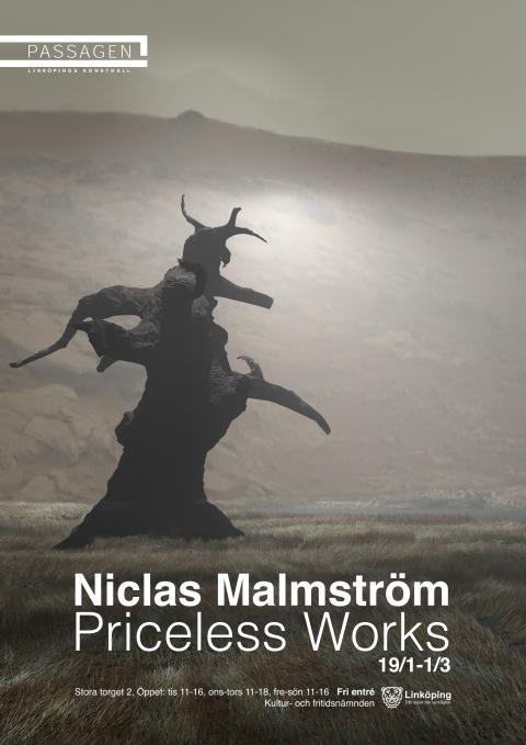 Niclas Malmström Priceless Works