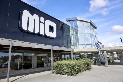 Nytt rekordår för Mio