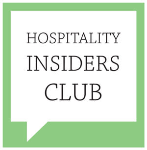 Hospitality Insiders Club networks professionals