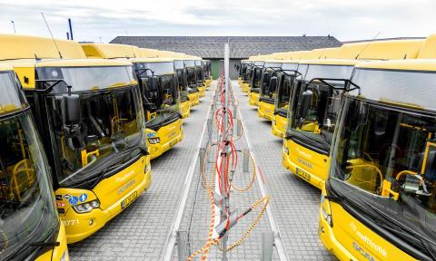 Gasbusser til Silkeborg