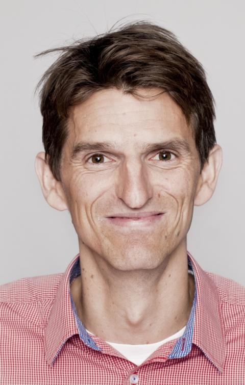Peter Georén, föreståndare på KTH Transport Labs.