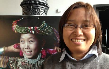 """Zin Mar Aung: """"Burma behöver fler kvinnor i politiken"""""""