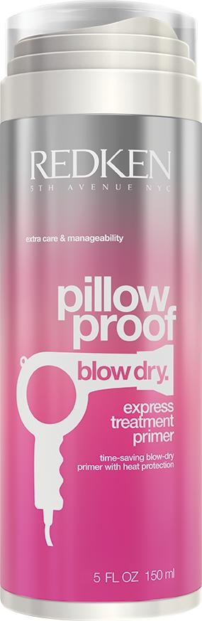 Pillow Proof Blow Dry Express Treatment Primer Cream