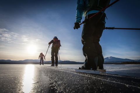 Den stora folkfesten på is – Vikingarännet 2017