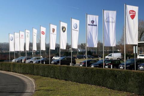 Volkswagen-koncernen investerar i framtiden