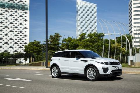 Range Rover Evoque privatleasing