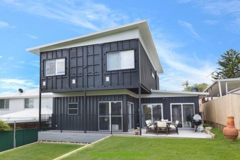 Container Homes Market Expected to Increase Highest Revenue by 2027 with Key Vendors: Anderco Pte, Container Homes USA