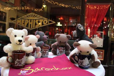 Bärenherz-Weihnachtsbasar