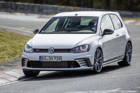 Golf GTI Clubsport S Nürburgring
