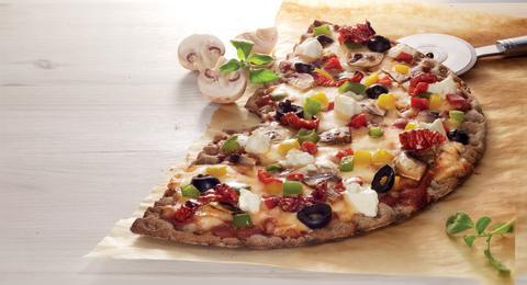 Leksands lanserar nyttig snabbmat: Pizza på knäckebröd tar plats i frysdisken