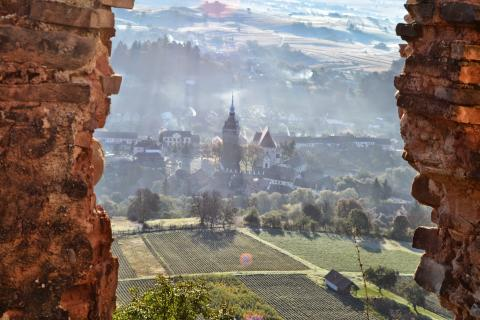 "Temaresa i Rumänien - ""Step Back in Time""  - en riktig upplevelse"