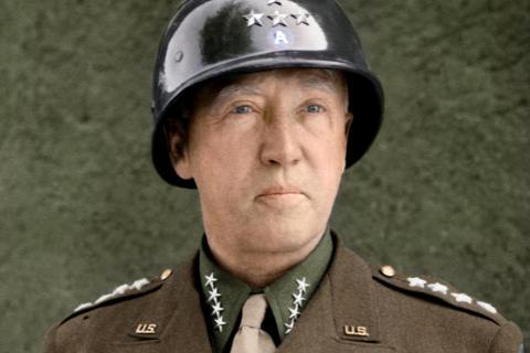 Stor portrætserie om general Patton på H2®