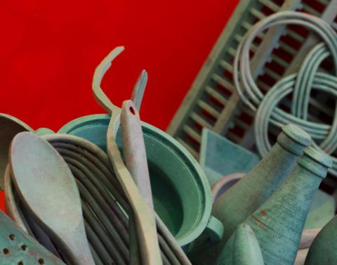 Pressinbjudan: Konstutställning med Ann Sidén/Mamma Knota