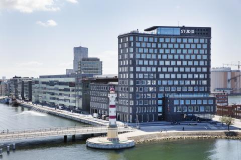 Studio, finalist till Gröna Lansen 2017
