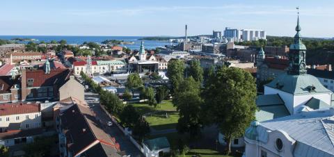 Pressinbjudan: Boverket på studiebesök i Karlshamn