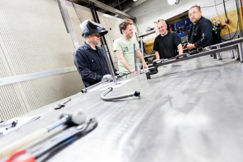 Proton Engineering satsar på verkstadsindustrin