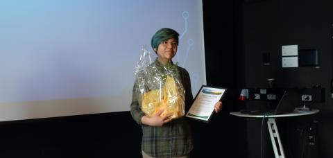 2016 års vinnare av Hållbara projektarbeten
