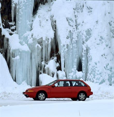 480 ES: Volvon Som Banade Väg För Framtiden Fyller 30