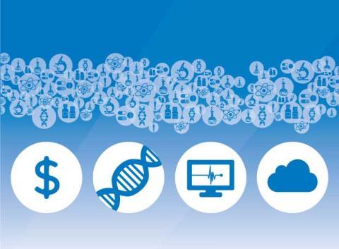 En dag utan data inom sjukvården