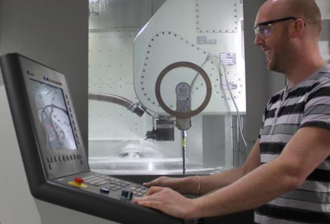 Startskott för nytt nätverk inom maskinbearbetning