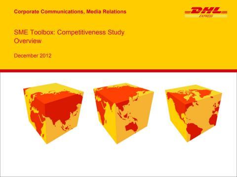 SME Competitiveness Study