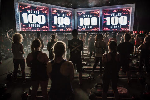 ONE-MILLION-STRONG WORKOUT TO MARK FITNESS INDUSTRY PHENOMENON