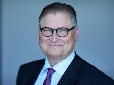 Administrerende direktør Per Kogut