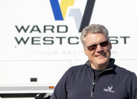 STCC-veteranen Dick Jönsson-Wigroth brinner för racingungdomar