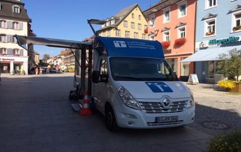 Beratungsmobil der Unabhängigen Patientenberatung kommt am 21. März nach Villingen-Schwenningen.