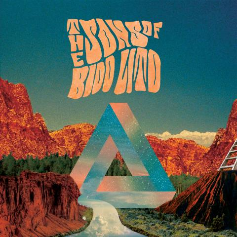 The Sons of Bido Lito Avalanche sleeve art