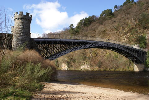 Moray Telfords Bridge