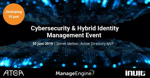 Cybersecurity an Hybrid Identity Management Event (ATEA)