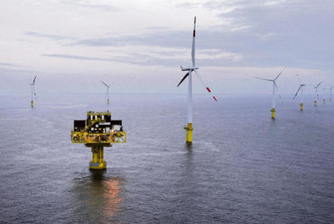 Germany sets out plans to share liability for offshore grid links