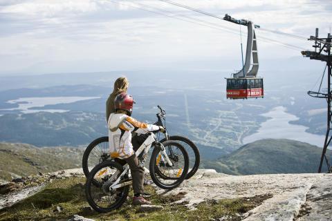 Åre Bike Park fjärde bästa cykelpark i världen