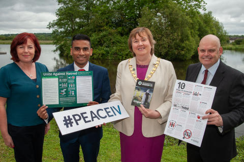 ​Pioneering youth programme remembers Srebrenica
