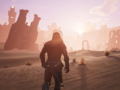 New Video: Your Journey Through The World Of Conan Exiles On May 8