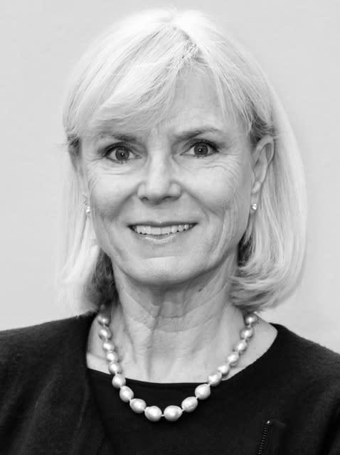 Karin Forseke, ny ordförande Drottningholms Slottsteater