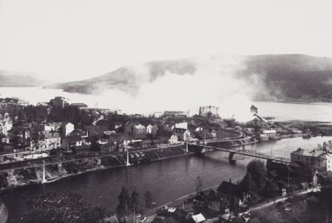 Notodden 1915