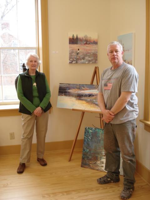 Konstnären Johan Thunberg ställer ut på Reher Gallery i Illinois