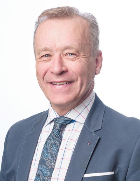 Göran Sydhage, vd MHF
