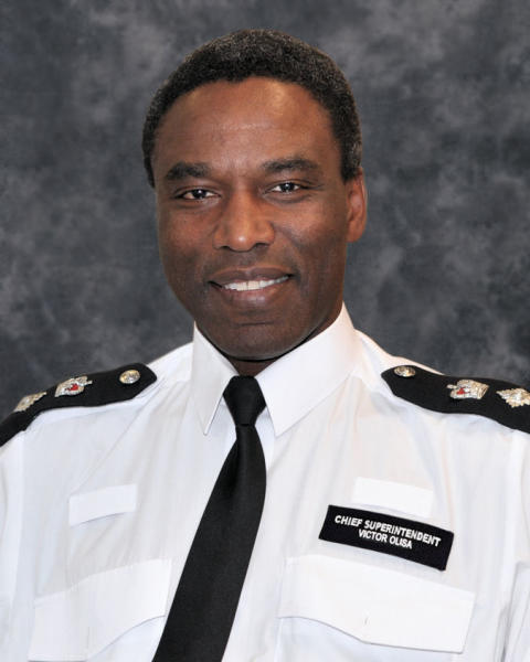 Statement from Haringey Borough Commander following community meeting