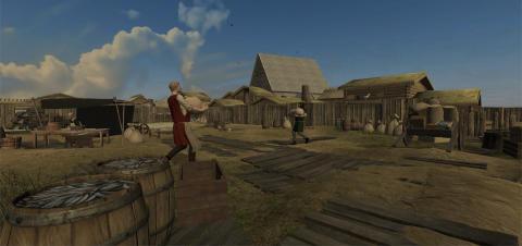 """Lansering av dataspelet """"Staden under Gamlestaden"""" på plattformen Steam"""