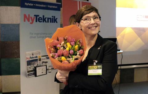 Vi vann! Nu är vi är ett av Sveriges företag som är med på 33-listan 2016