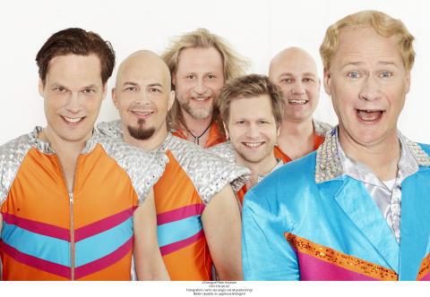 Umeå Live - Rolandz bjuder upp till fuldans
